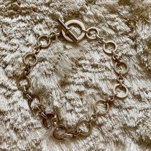 Ralph Lauren necklace.